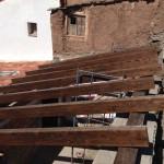 031 la obra la obra: las vigas de madera