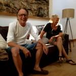 050 el resultado Los clientes felices: Miguel y Maria D'Auray